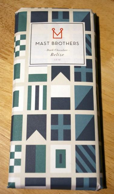 Mast Brothers Belize