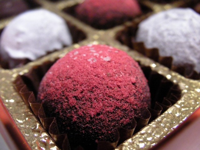 Bianca Marton Handmade Truffles