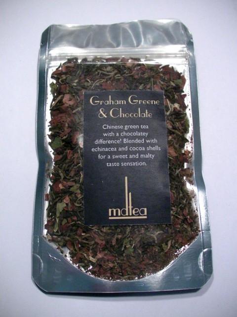 Metrodeco Graham Greene & Chocolate Tea