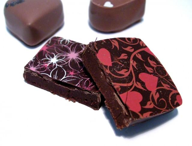 Rococo Valentines Chocolates