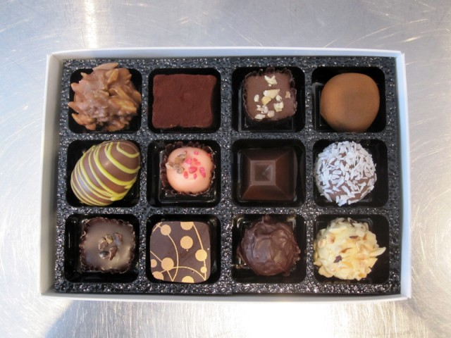 Thinking Chocolate - Box