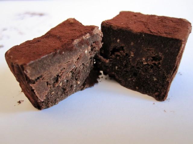 Thinking Chocolate - Haggis Truffle Inside