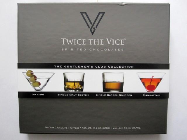 Twice The Vice - Box