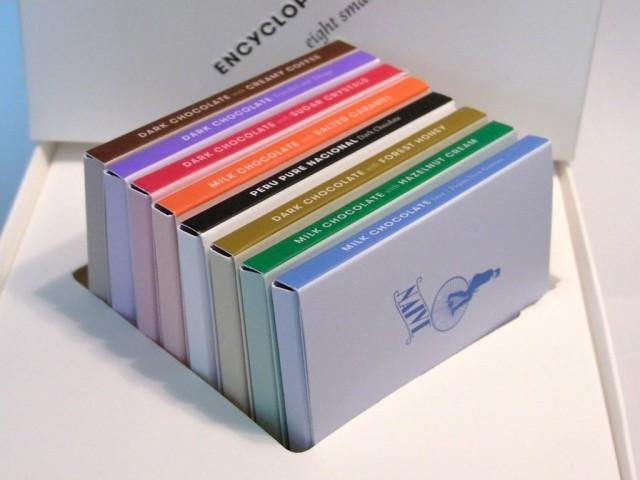 Naive Encyclopedia Of Chocolate