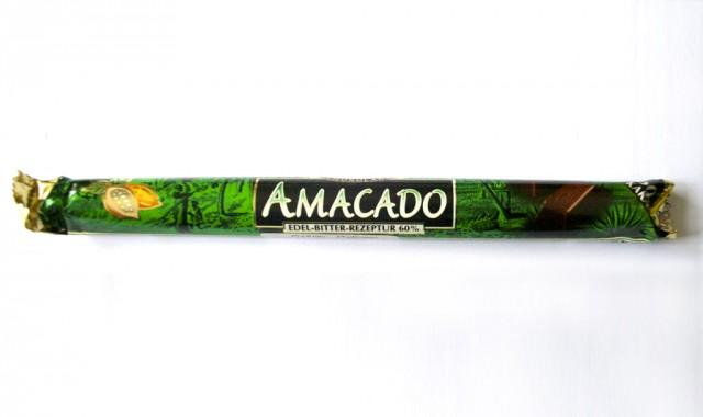 Rausch Amacado 60% Bitter Dark Chocolate