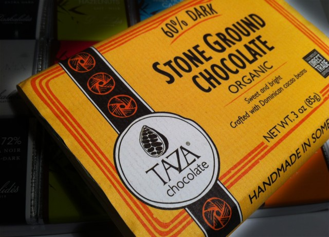 Taza Stone Ground Dominican Republic