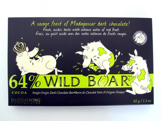 Hagensborg Wild Boar Madagascar - Box