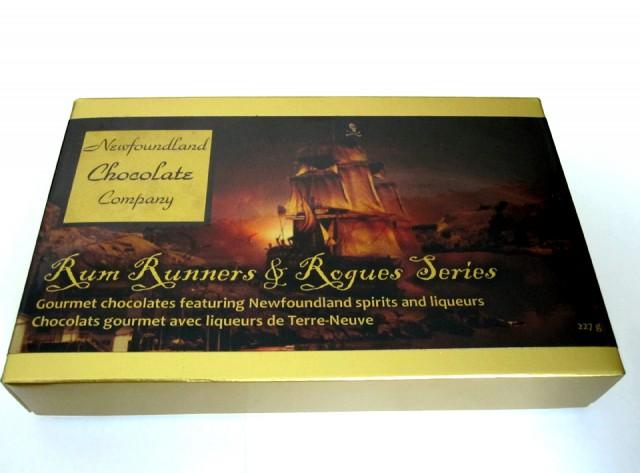 Newfoundland Chocolate - Rum Rummers Box
