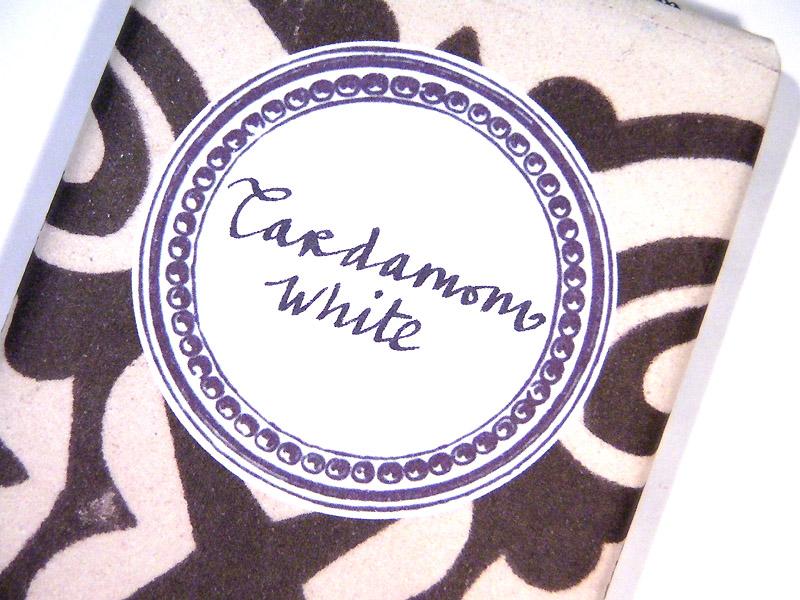 Rococo White Chocolate With Cardamom