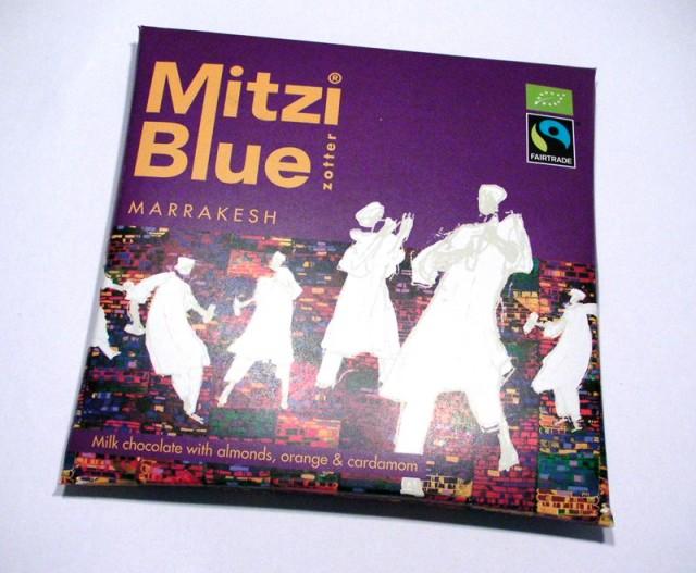 Mitzi Blue Marrakesh