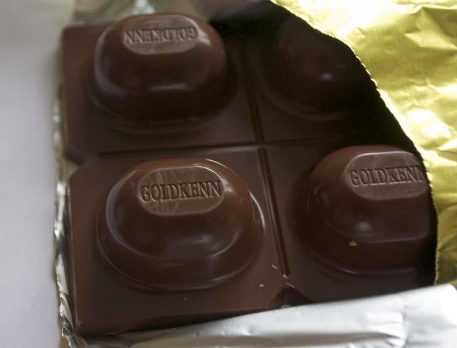 Goldkenn Jack Daniel's Milk Chocolate