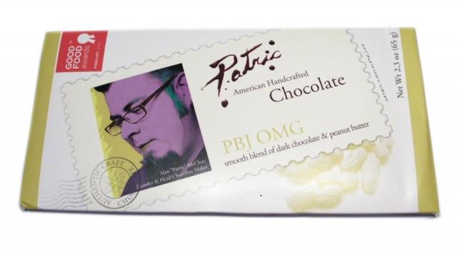 Patric Chocolate PBJ OMG