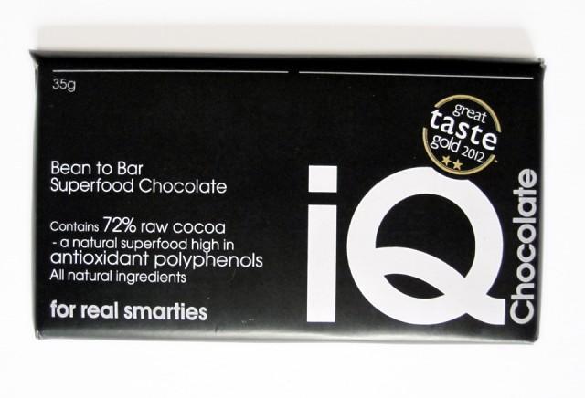iQ Chocolate - Wrapped