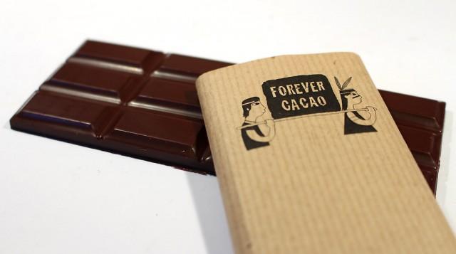 Forever Cacao 80% Raw Peru