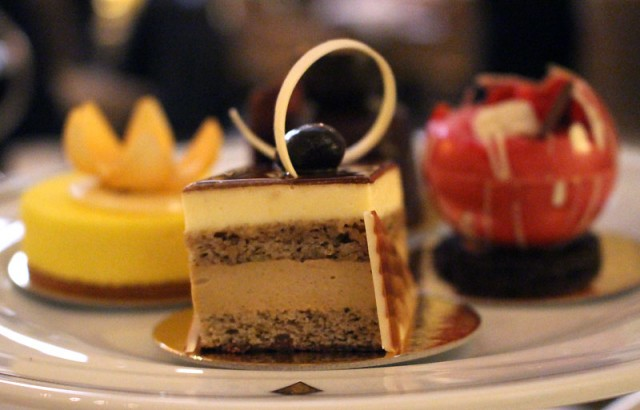 Thorntons Chocolate Afternoon Tea At The Park Lane Hotel