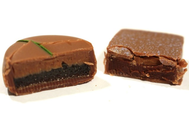Rococo Chocolates Autumn Ganache Selection