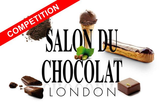 Salon Du Chocolat London