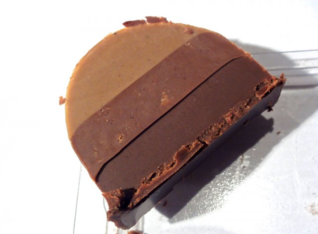 Hotel Chocolat Coffee Bûche