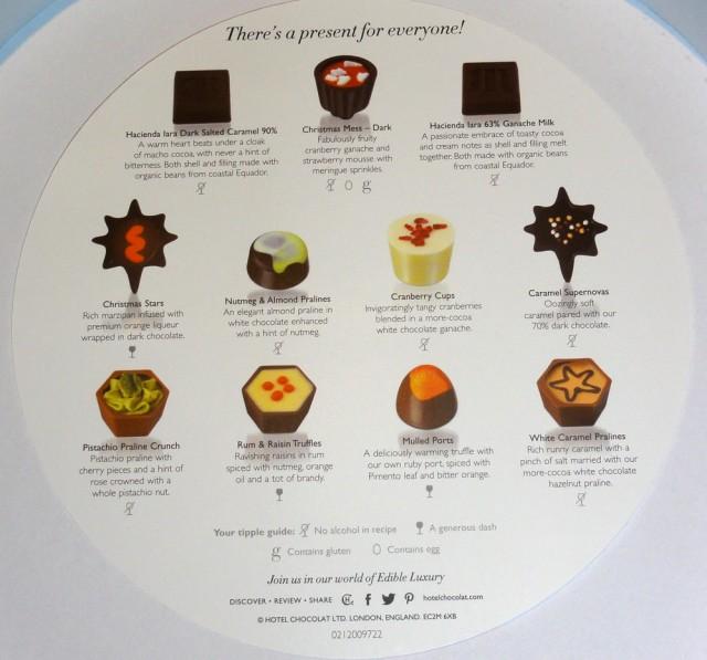 Hotel Chocolat Signature Christmas Collection