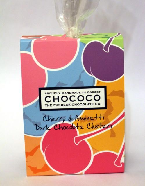 Chococo Cherry & Amaretti Clusters