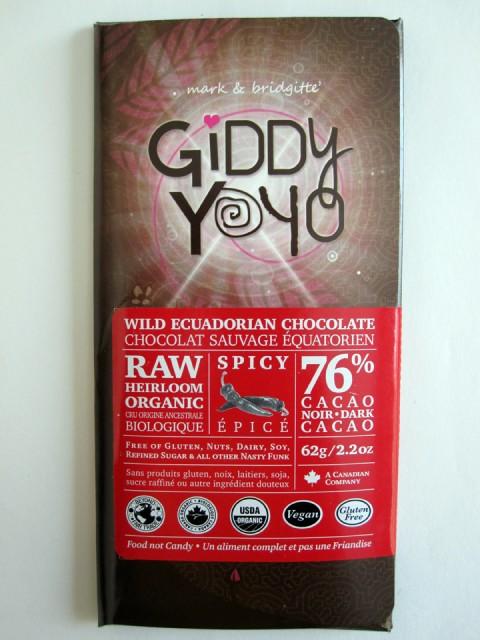 Giddy Yoyo Spicy