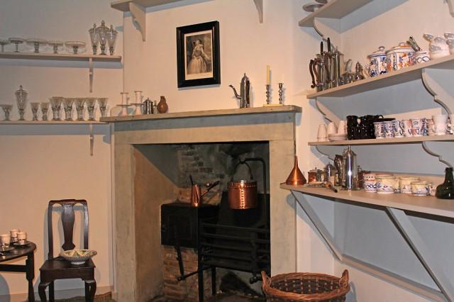 Chocolate Room, Hampton Court