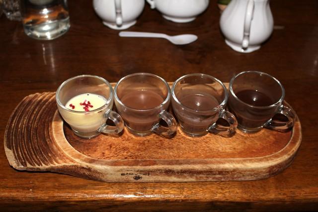 Historic Hot Chocolate