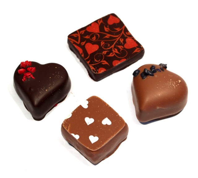 Rococo Chocolates Valentine's Special