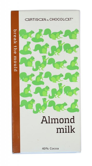 Artian Du Chocolat Almond Milk Chocolate