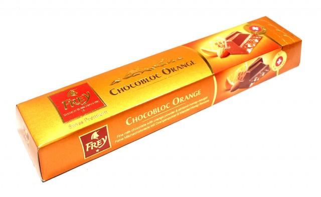 Frey Chocobloc Orange