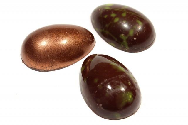 Rococo Bird Of Paradise Eggs