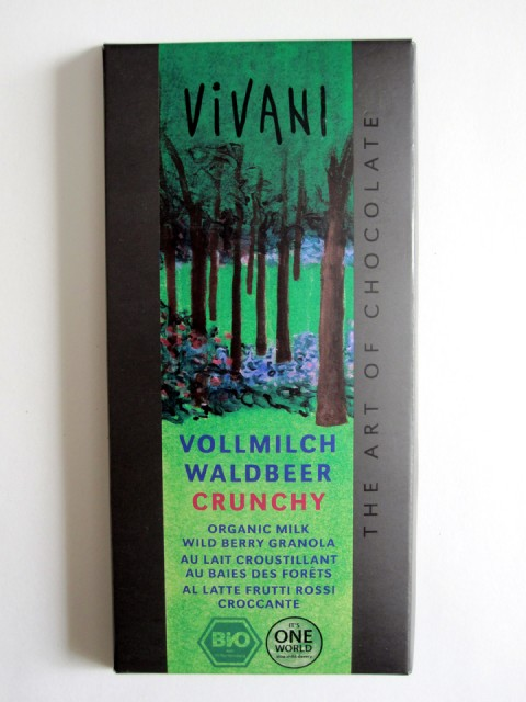 Vivani Wild Berry Granola - Box