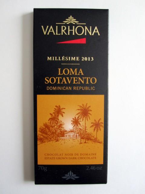 Valrhona Loma Sotavento - Box