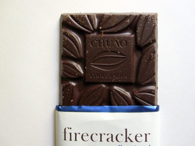 Chuao Firecracker - Bar