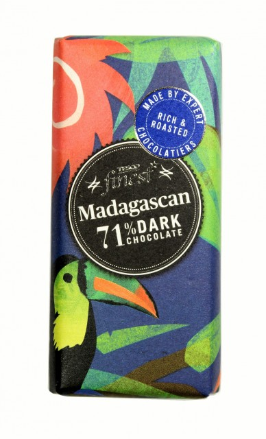 Tesco Madagascan 71% Dark Chocolate