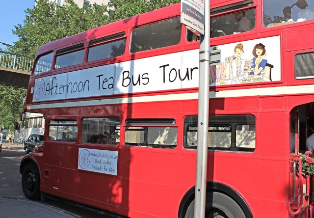 BB Bakery Afternoon Tea Bus Tour