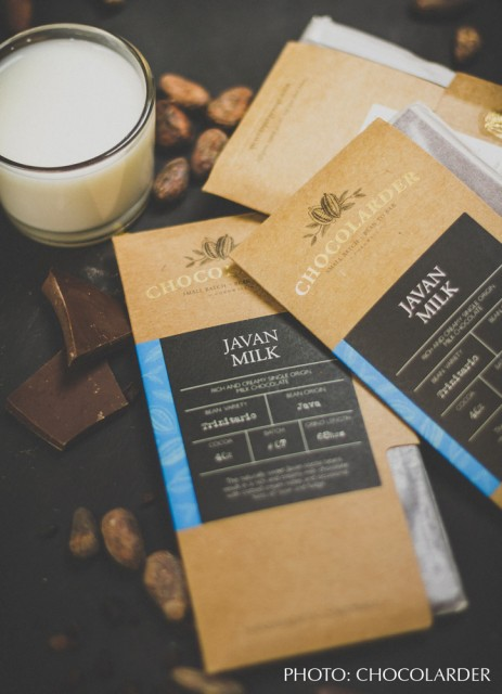 Chocolarder Javan Milk