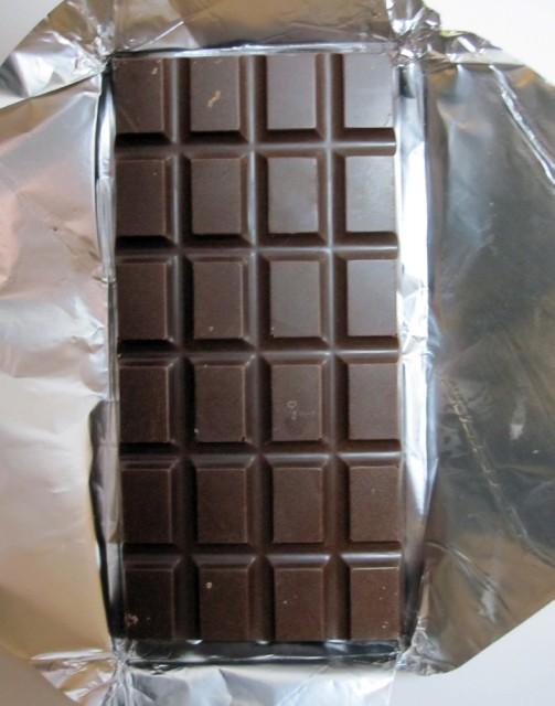 Escazu Chocolate Goat Milk  - Unwrapped