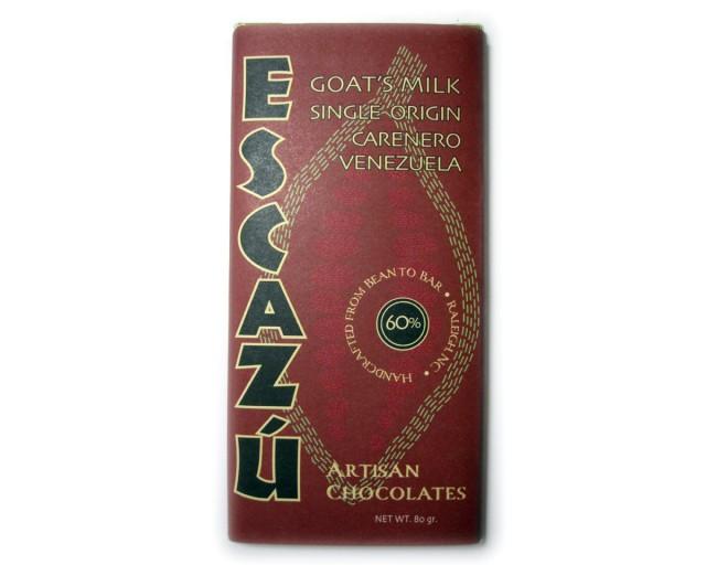 Escazu Chocolate Goat Milk - Wrapped