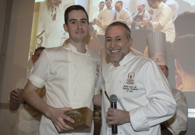 Cacao Barry, WCM National pre-selections. London, UK. january 2015.
