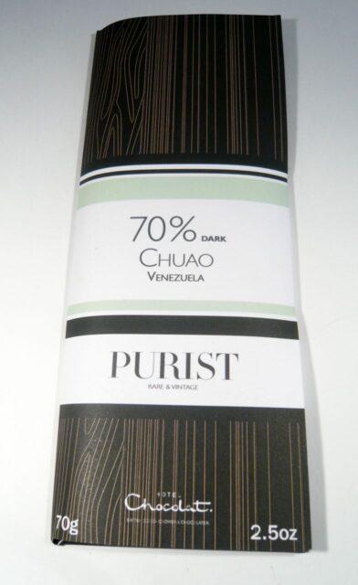 Hotel Chocolat The Purist 70% Chuao