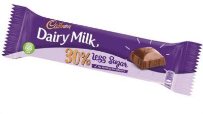 Dairy Milk Less Sugar