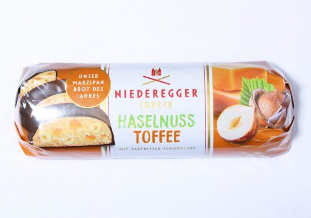Niederegger Loaf of the Year Hazelnut Toffee